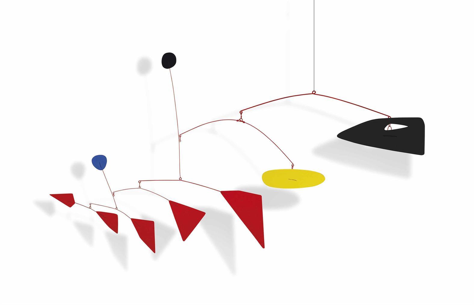 Alexander Calder-Untitled-1954