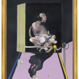 Francis Bacon-Study For Portrait-1977