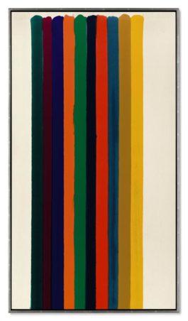 Morris Louis-Number 4-32-1962