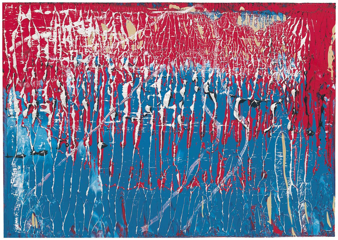 Gerhard Richter-15.2.88-1988