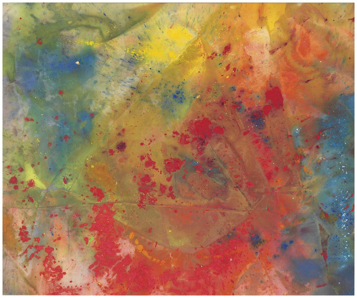 Sam Gilliam-Red Under-1972
