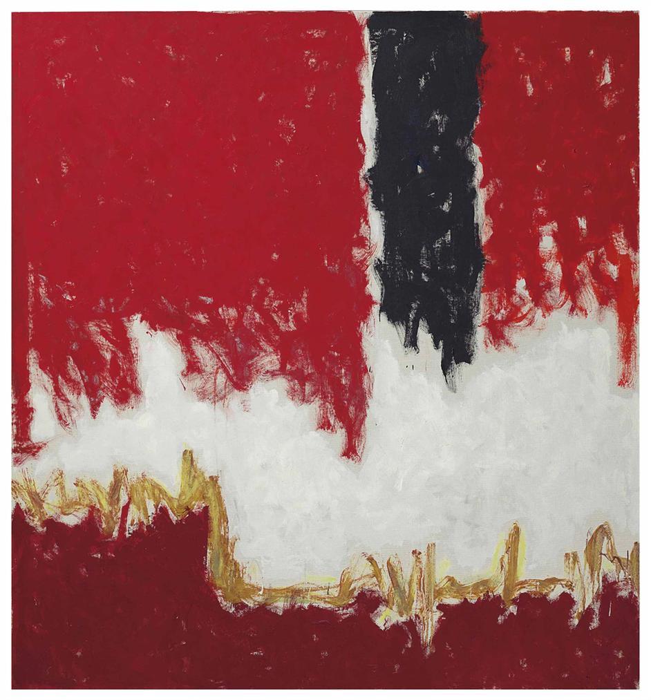 Theodoros Stamos-Untitled Number 2-1960