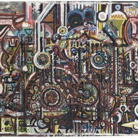 Richard Pousette-Dart-Untitled-1940