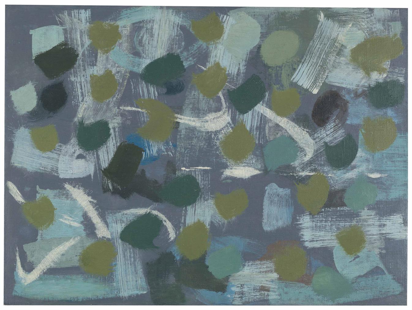 Bradley Walker Tomlin-Number 19-1953