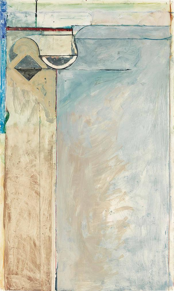 Richard Diebenkorn-Untitled-1987
