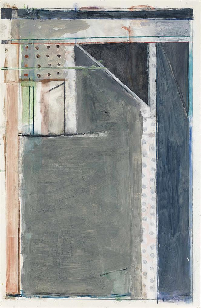 Richard Diebenkorn-Untitled-1992