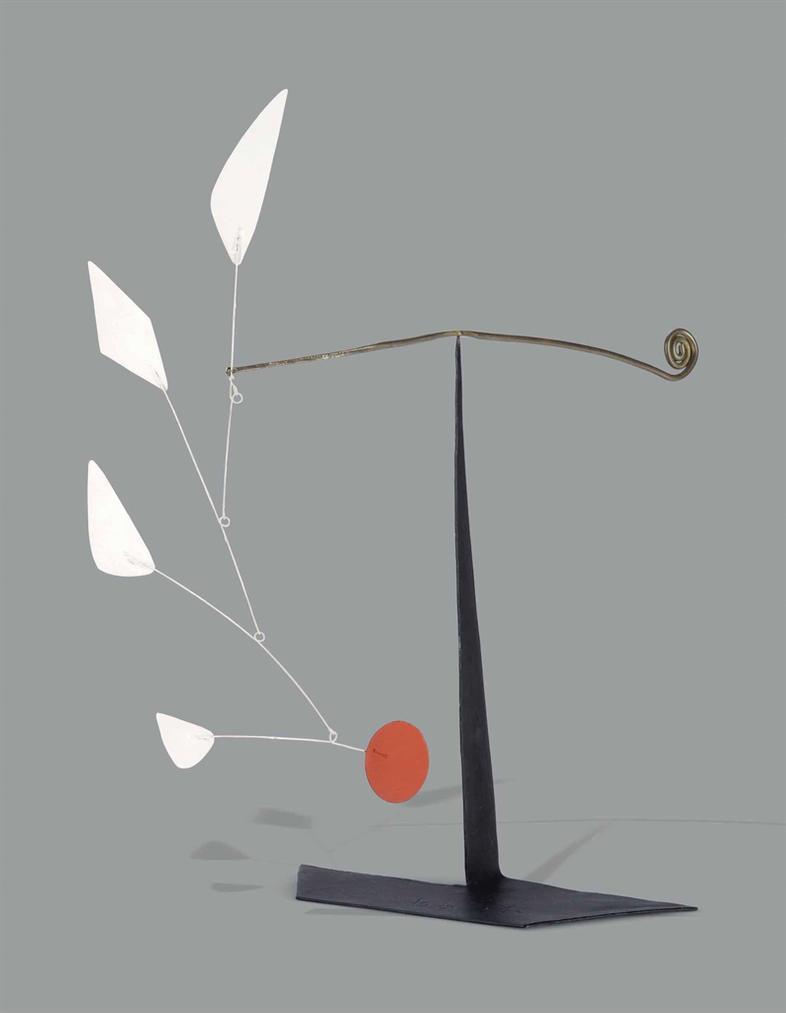 Alexander Calder-Untitled-1960