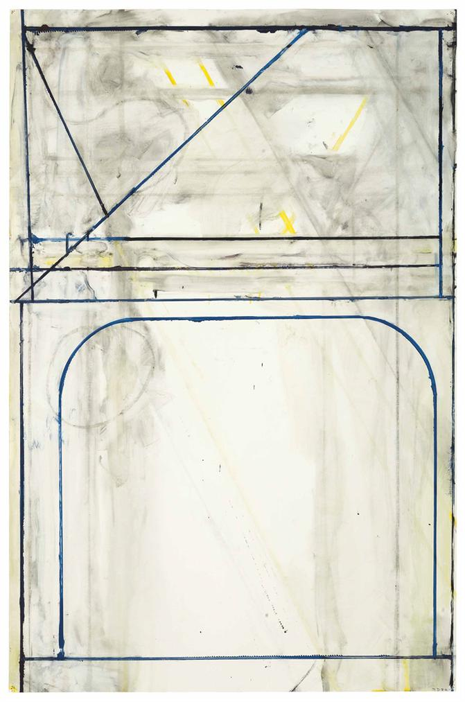 Richard Diebenkorn-Untitled-1980