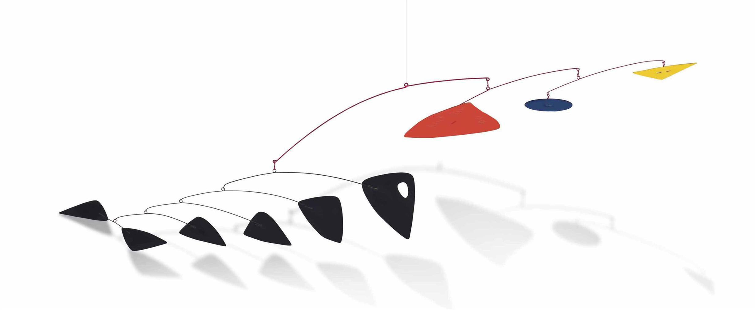Alexander Calder-Untitled-1958