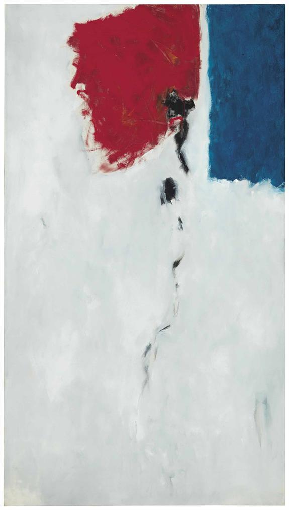 Theodoros Stamos-Untitled (High Sun)-1962