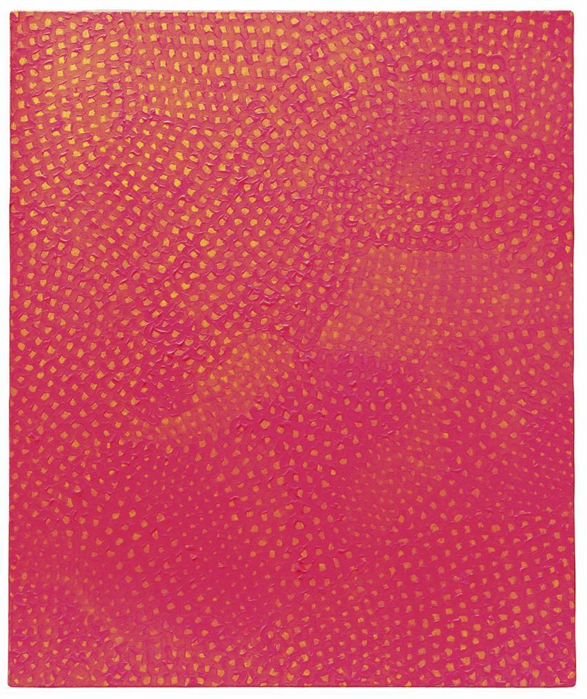 Yayoi Kusama-Original Infinity Nets-2000