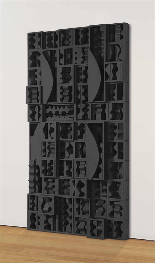 Louise Nevelson-Vertical Cloud-1971
