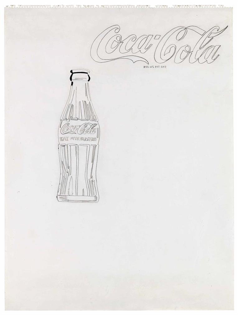 Andy Warhol-Coca-Cola-1962