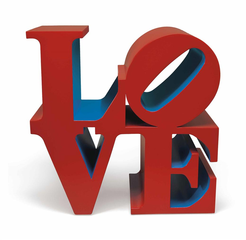 Robert Indiana-Love-1995