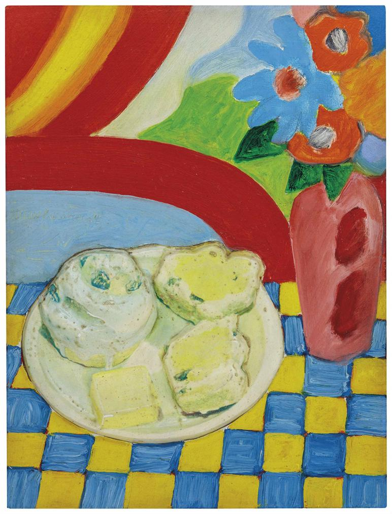 Tom Wesselmann-Untitled (Little Still Life #15)-1964