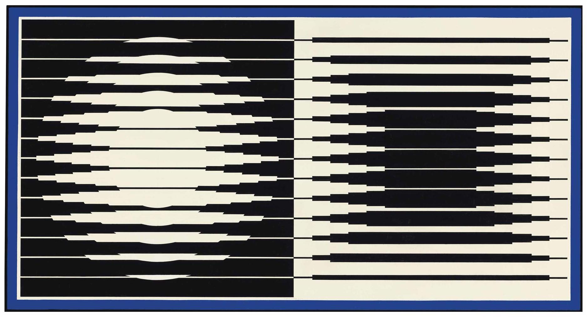 Victor Vasarely-Capella-G-1965