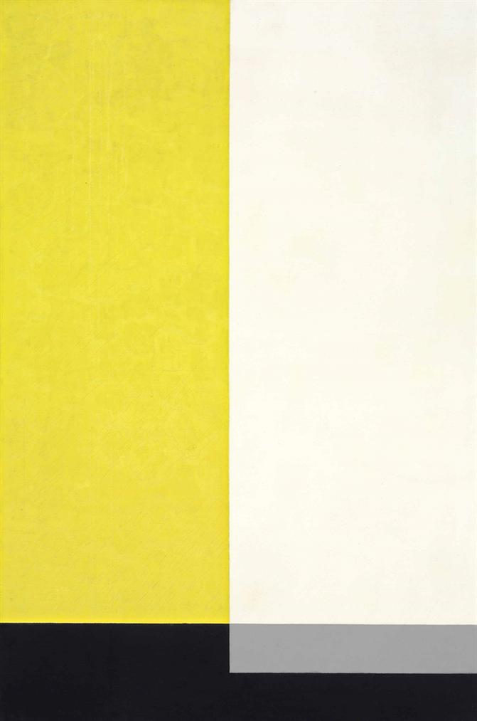 John McLaughlin-Untitled-1955