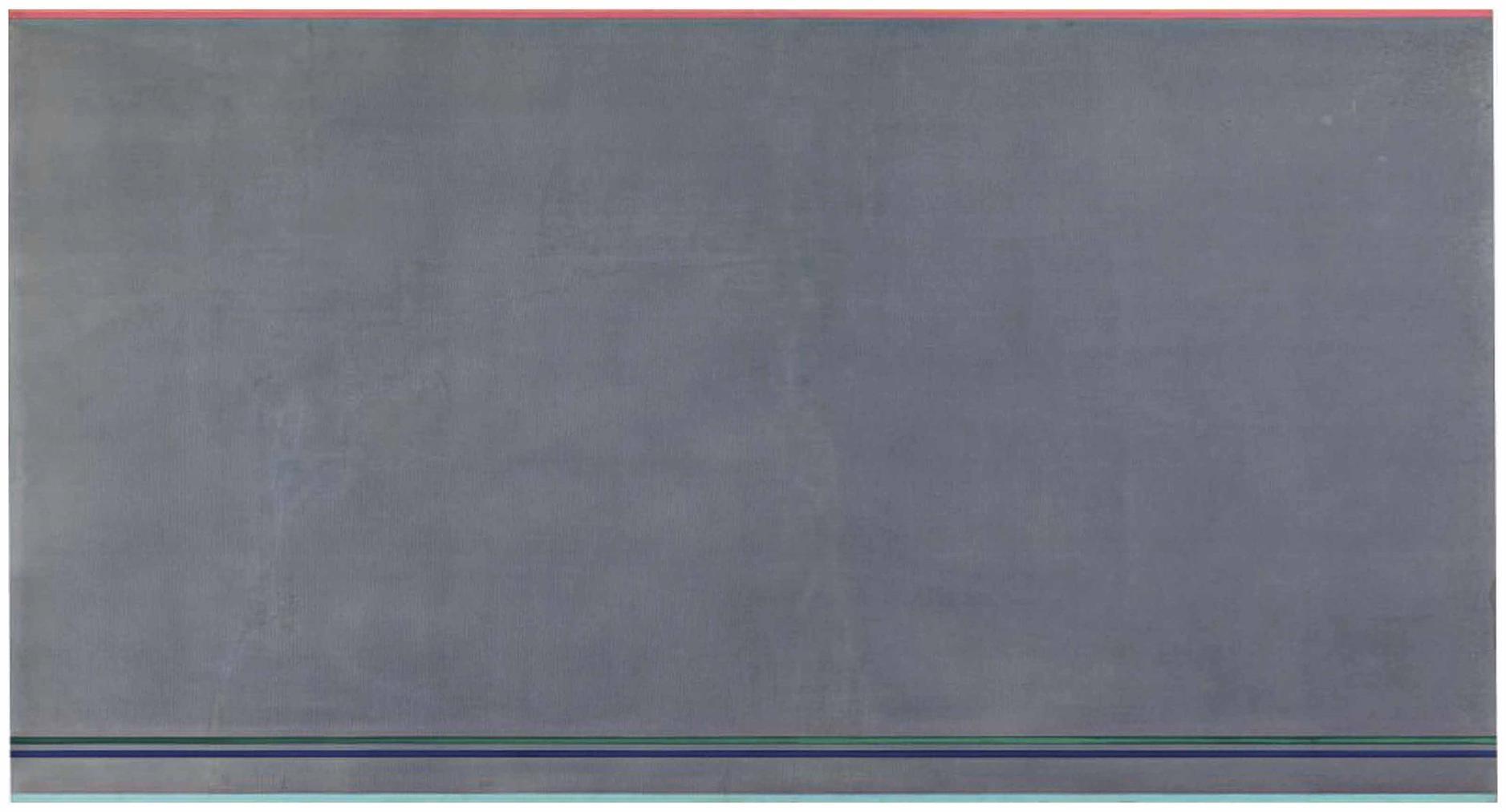 Kenneth Noland-Regal Grey-1970