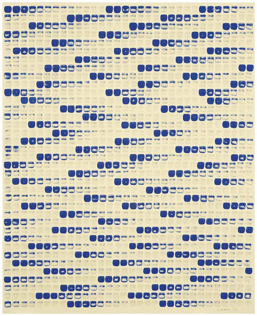 Lee Ufan-From Point-1979