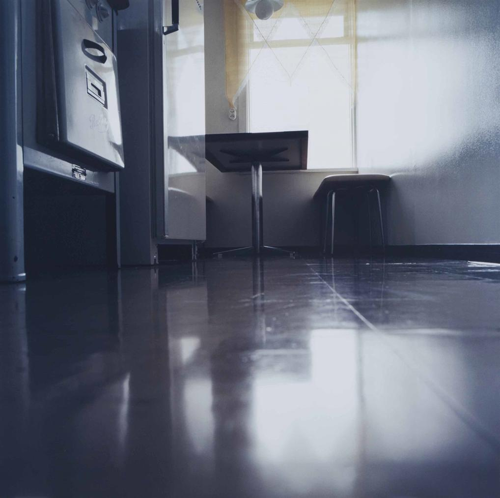 Elisa Sighicelli - Iceland: Kitchen-2001