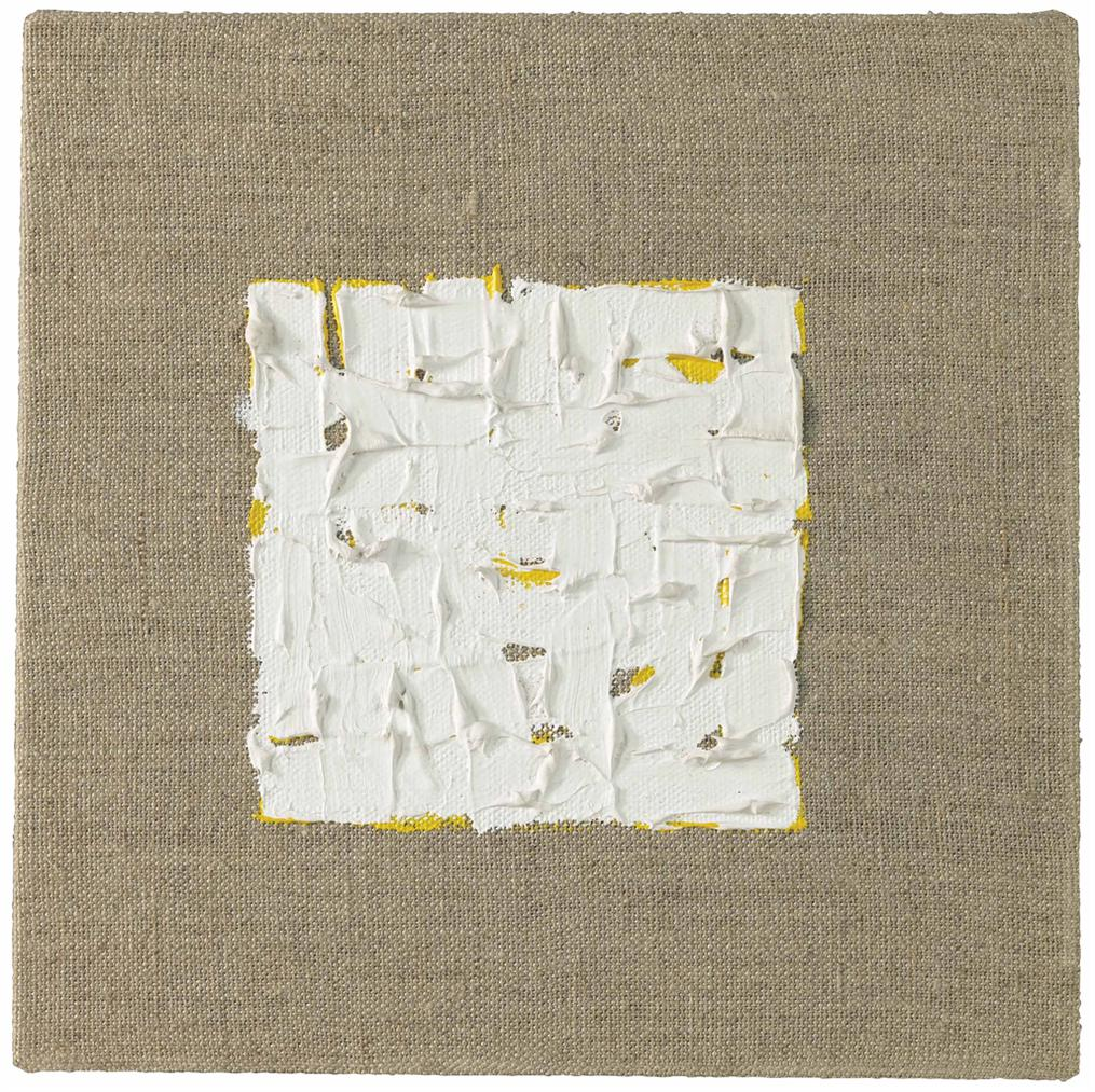 Robert Ryman-Untitled-1965