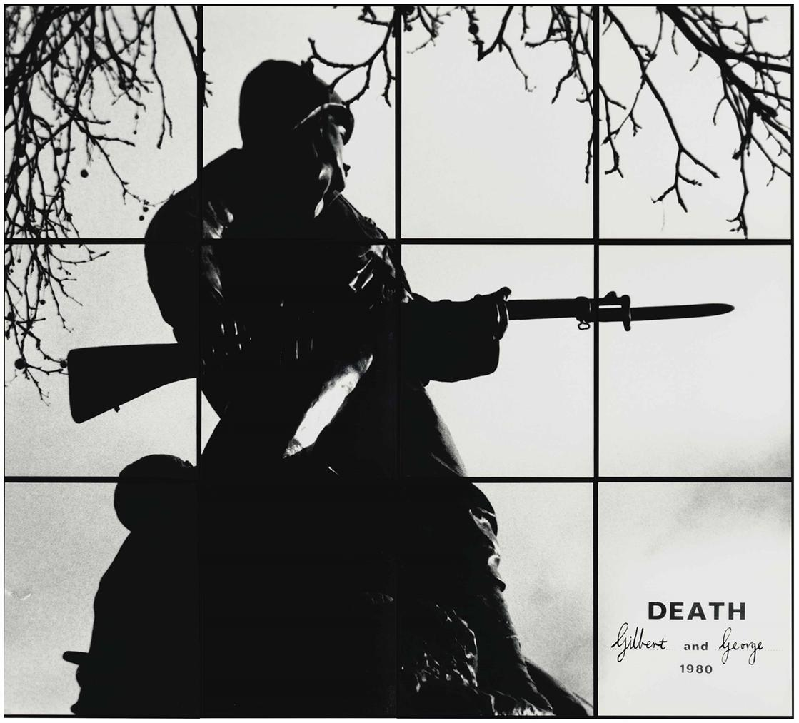 Gilbert and George-Death-1980