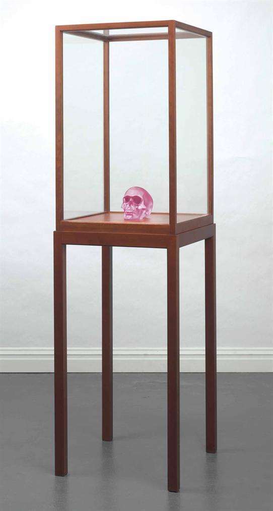 Sherrie Levine-Pink Skull-2012