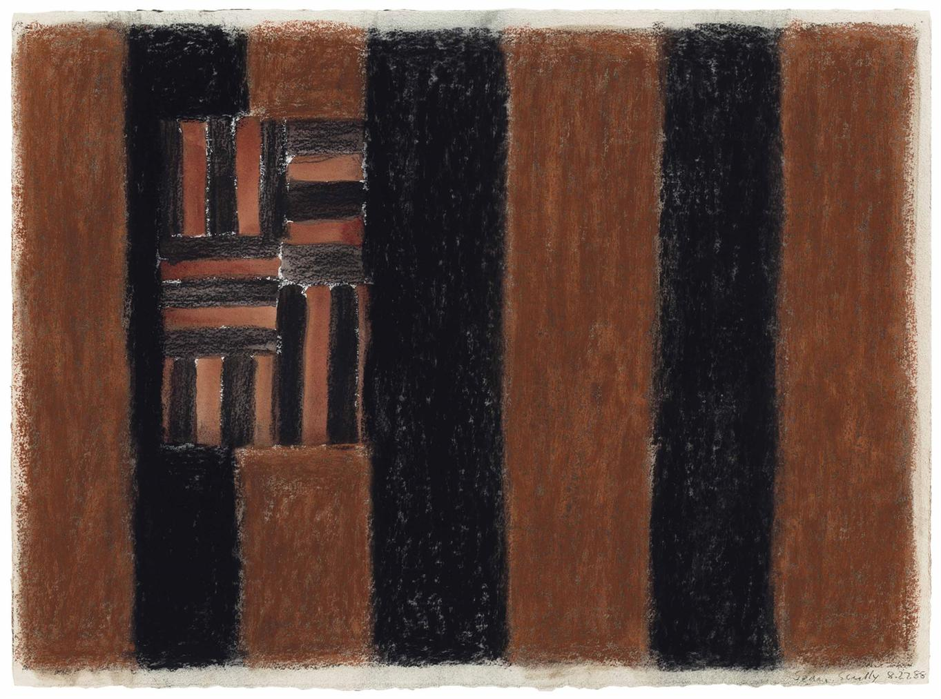 Sean Scully-Untitled-1988