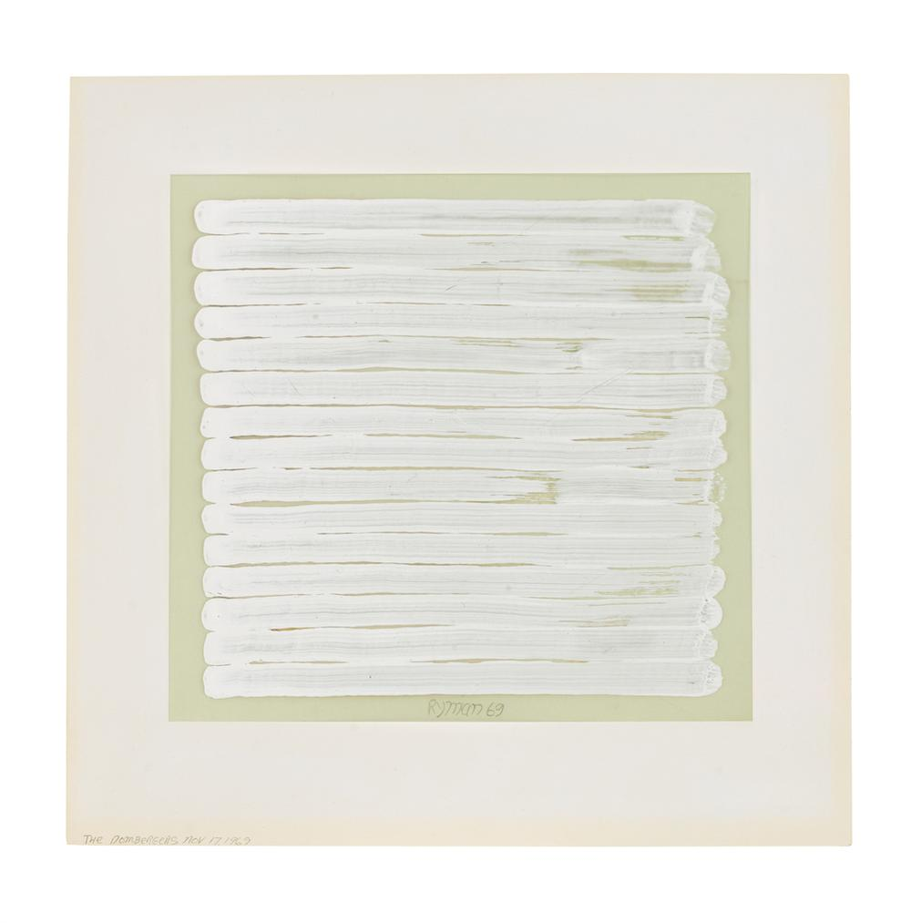Robert Ryman-Untitled-1969