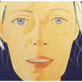 Alex Katz-Elizabeth-2006