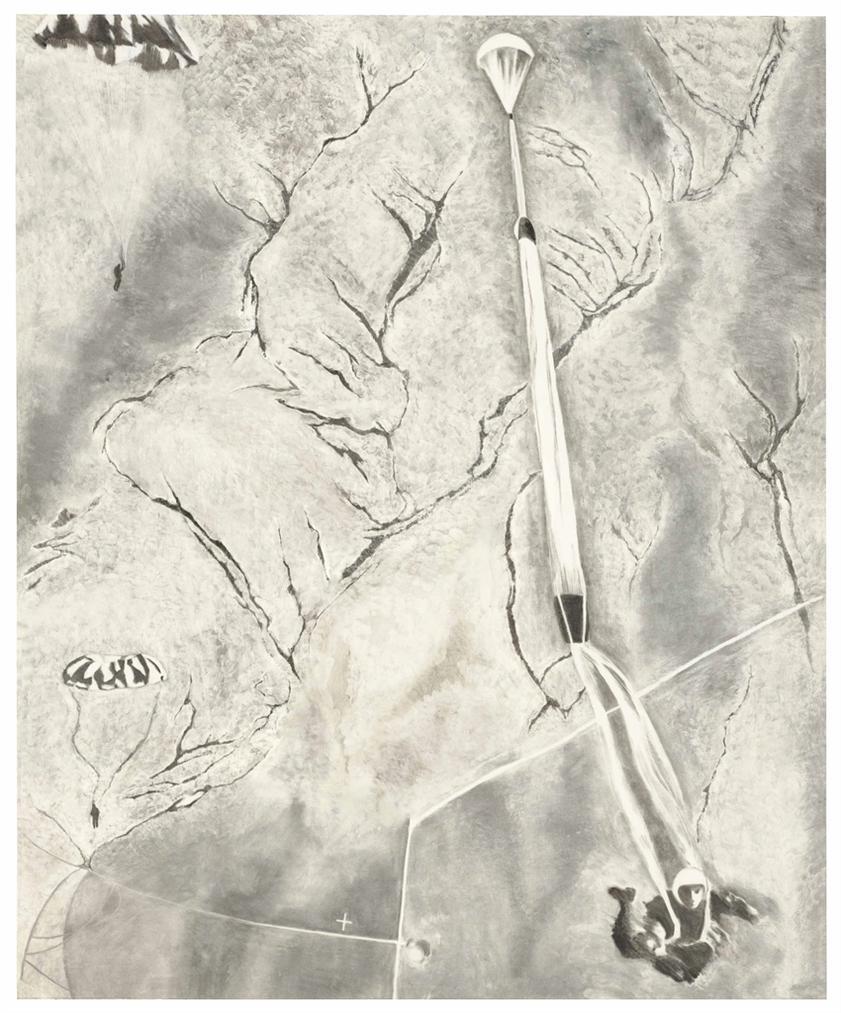 Jack Goldstein-Untitled-1981