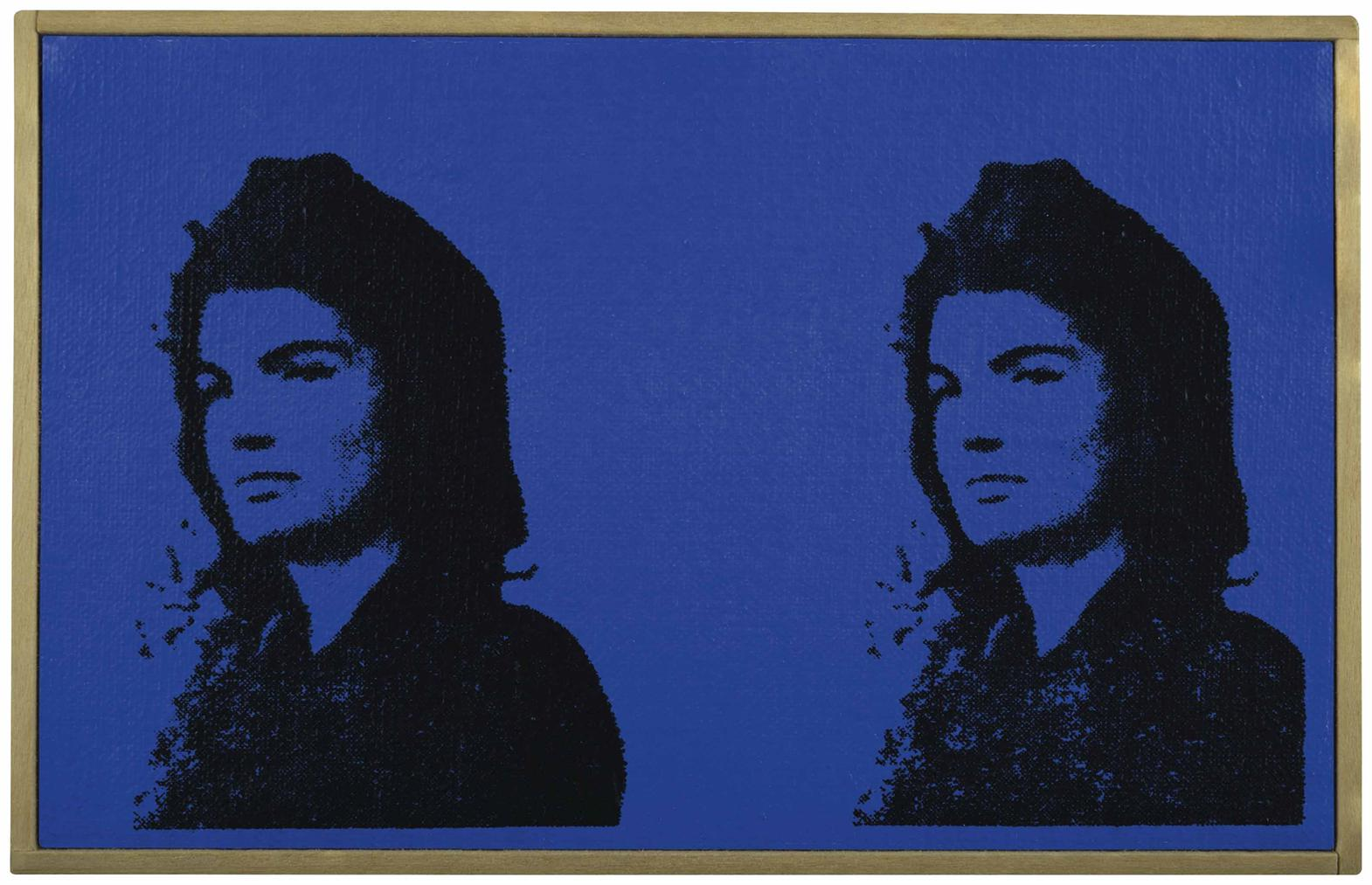 Richard Pettibone-Andy Warhol, Two Jackies, 1964-1996