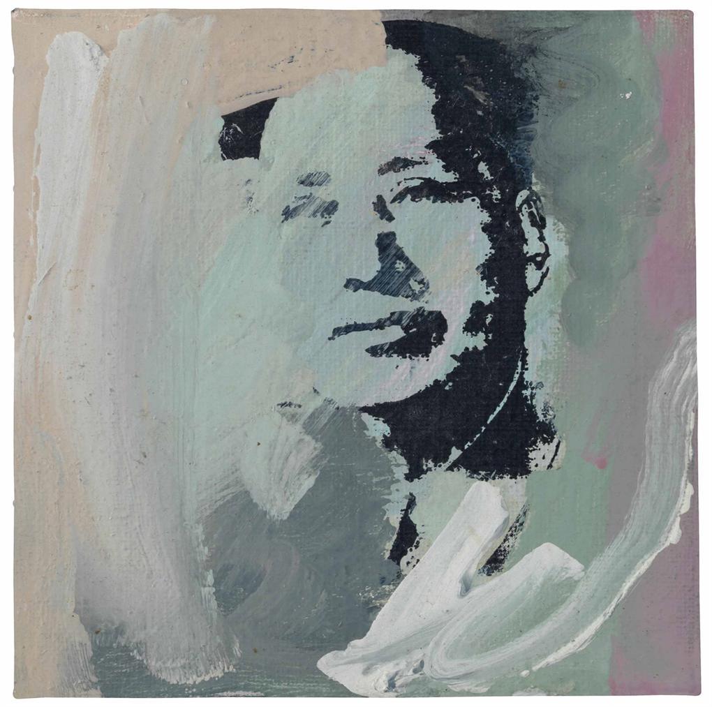 Richard Pettibone-Andy Warhol, Mao-1975