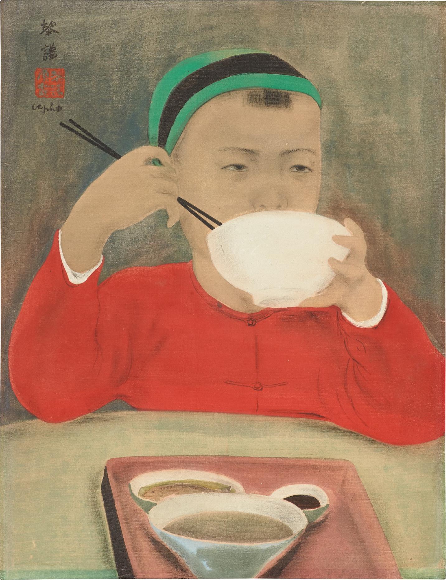 Le Pho-Le Diner-1938