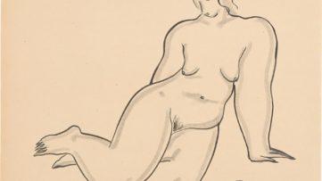 Sanyu-Nude