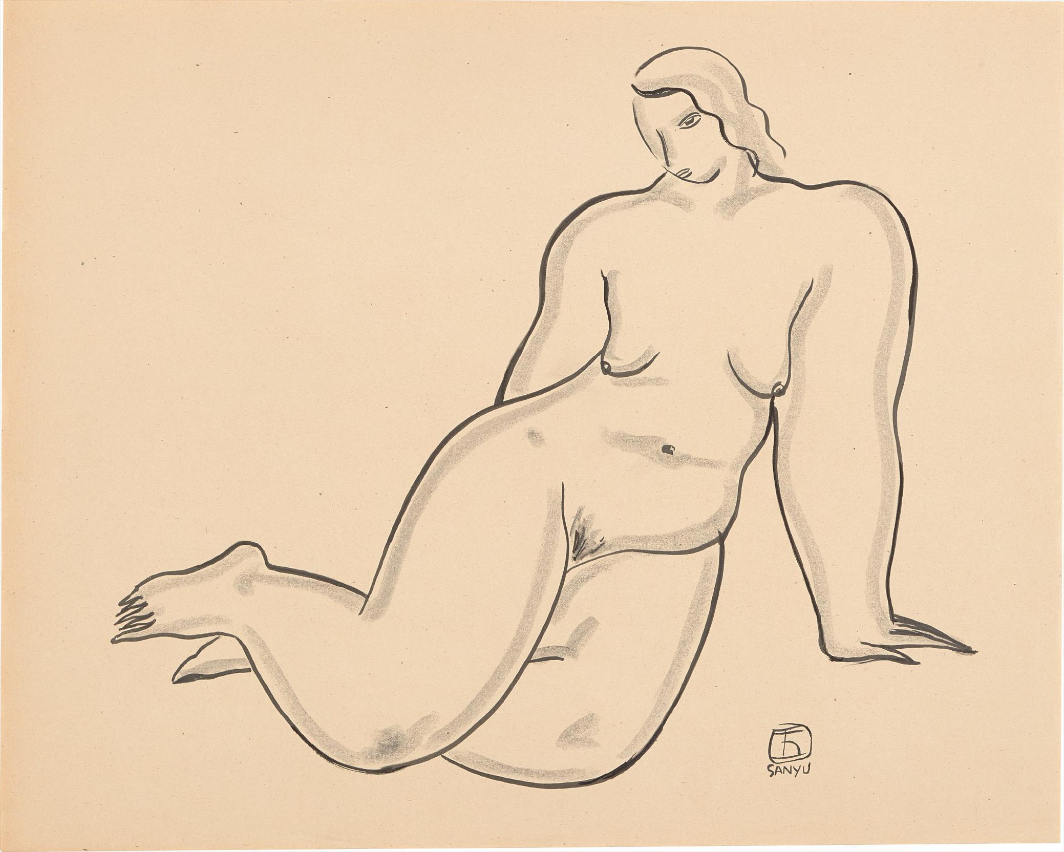 Sanyu-Nude-