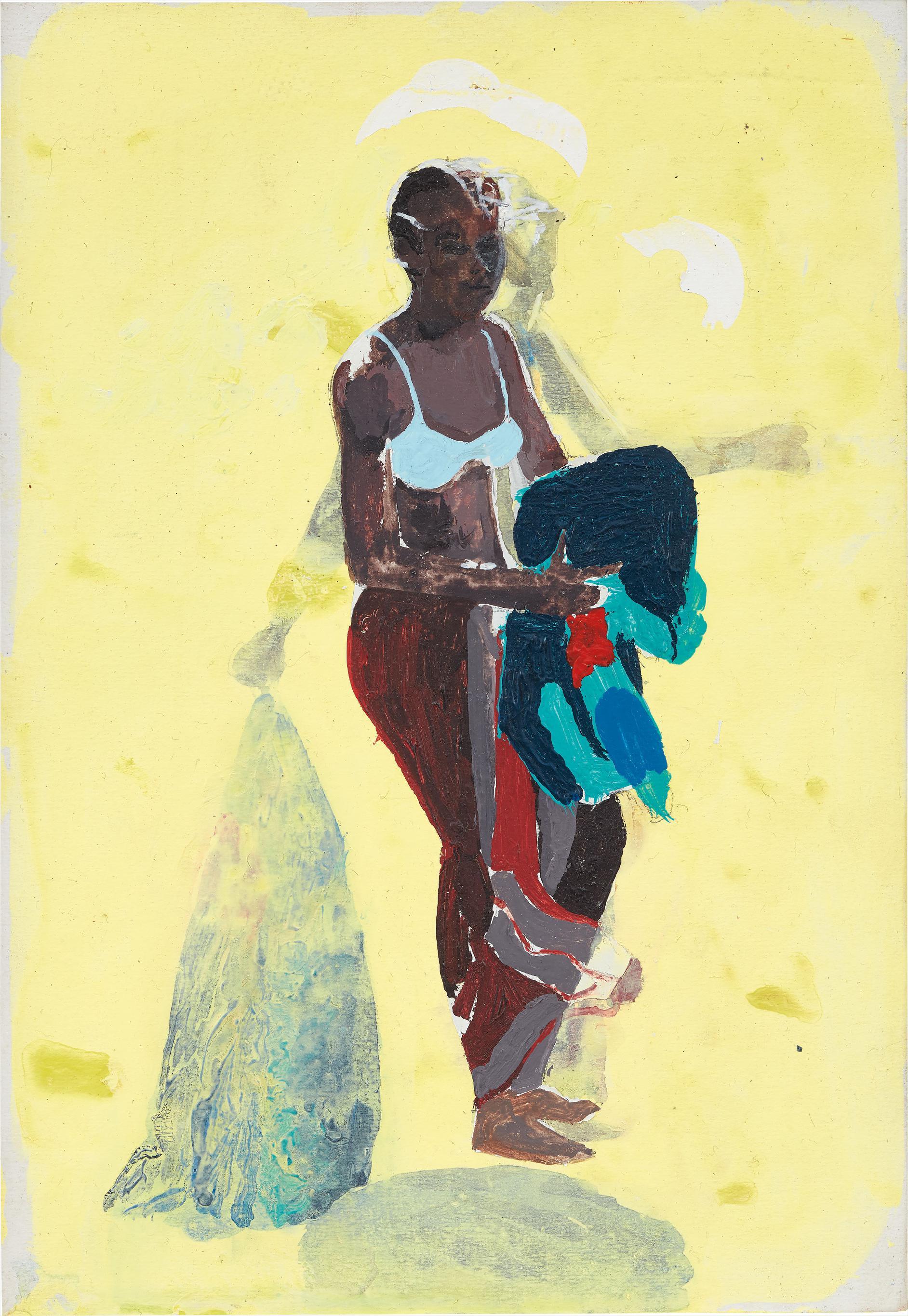Hurvin Anderson-Naila (Movement)-2010