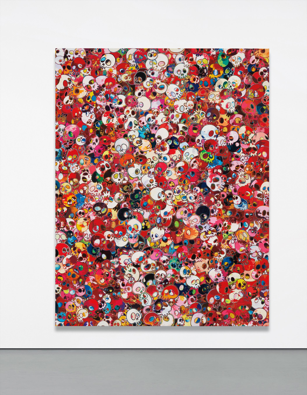 Takashi Murakami-Mpgmp, 1960->2012-2012