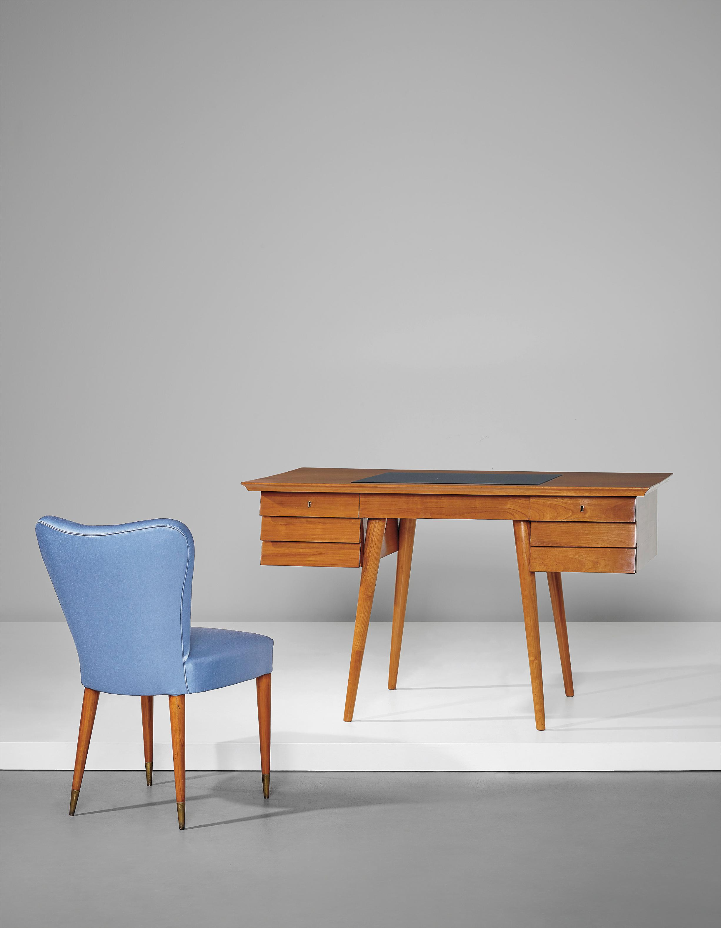 Gio Ponti-Desk And Chair-1940