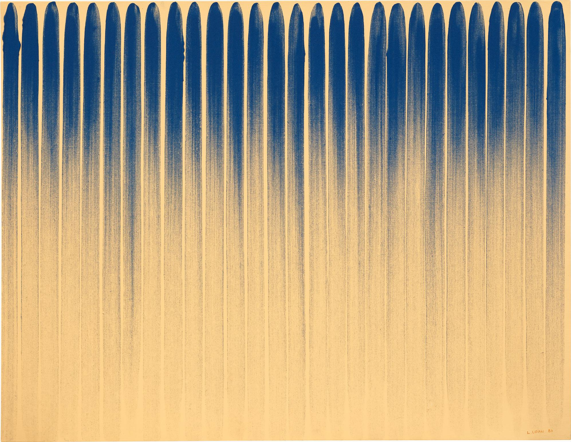 Lee Ufan-From Line No. 800139-1980
