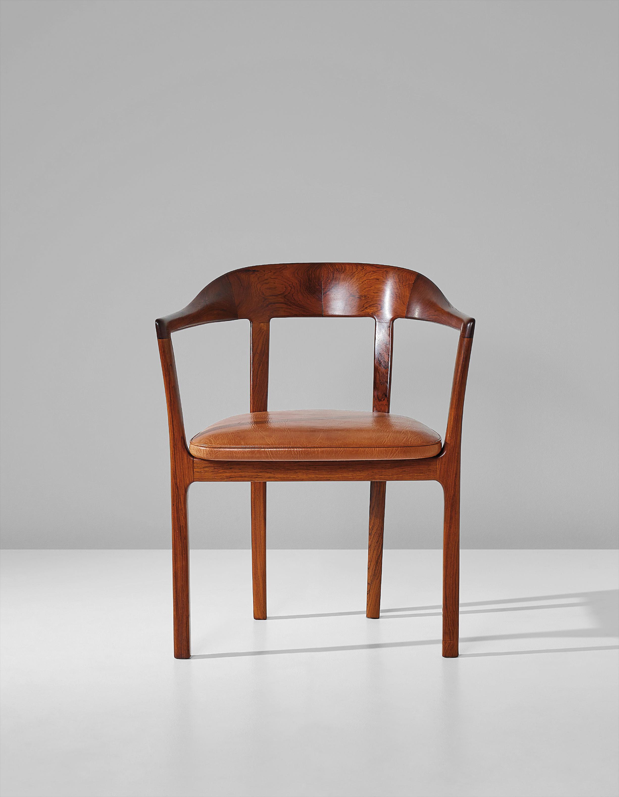 Ole Wanscher - Armchair-1958