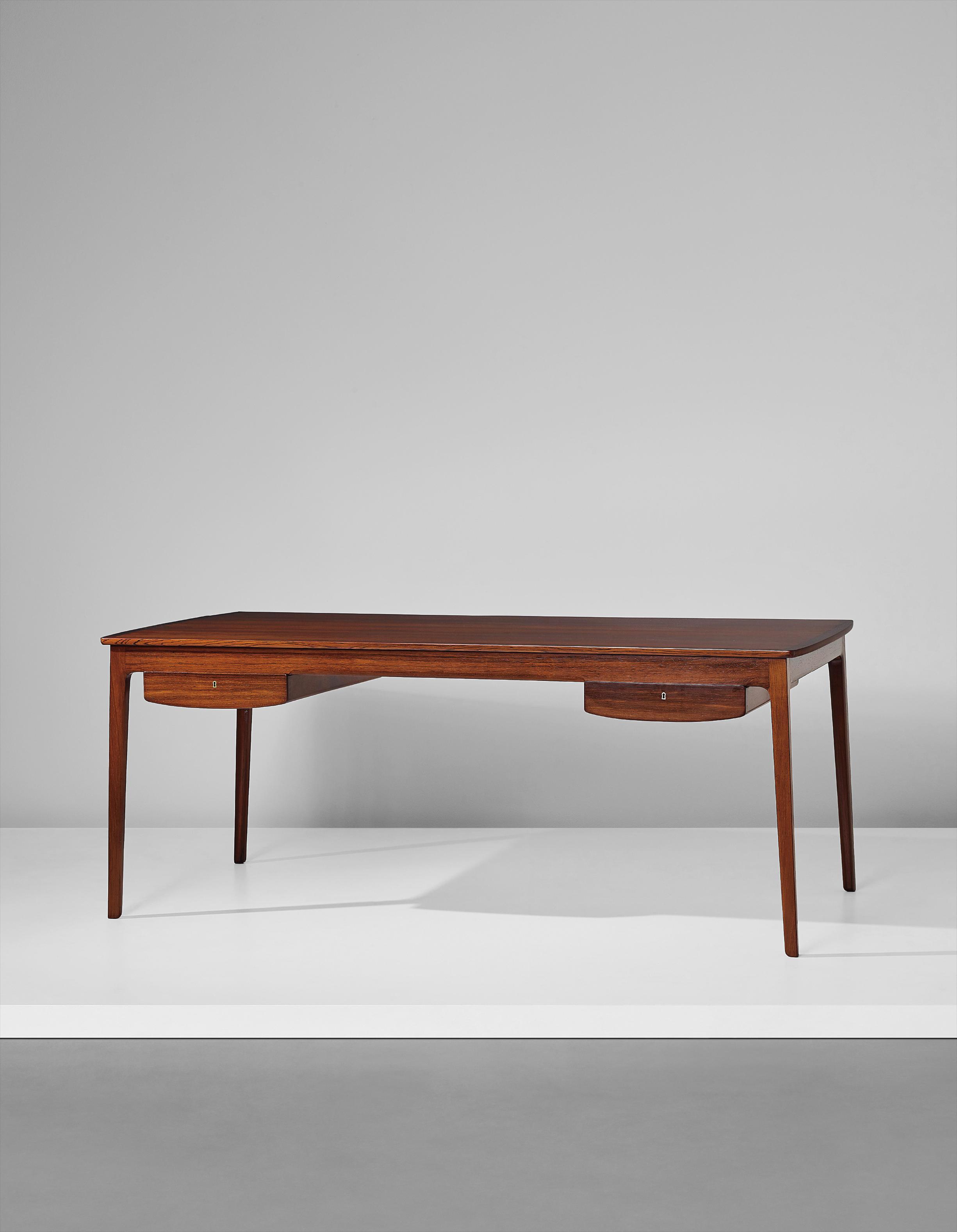 Ole Wanscher - Desk-1954