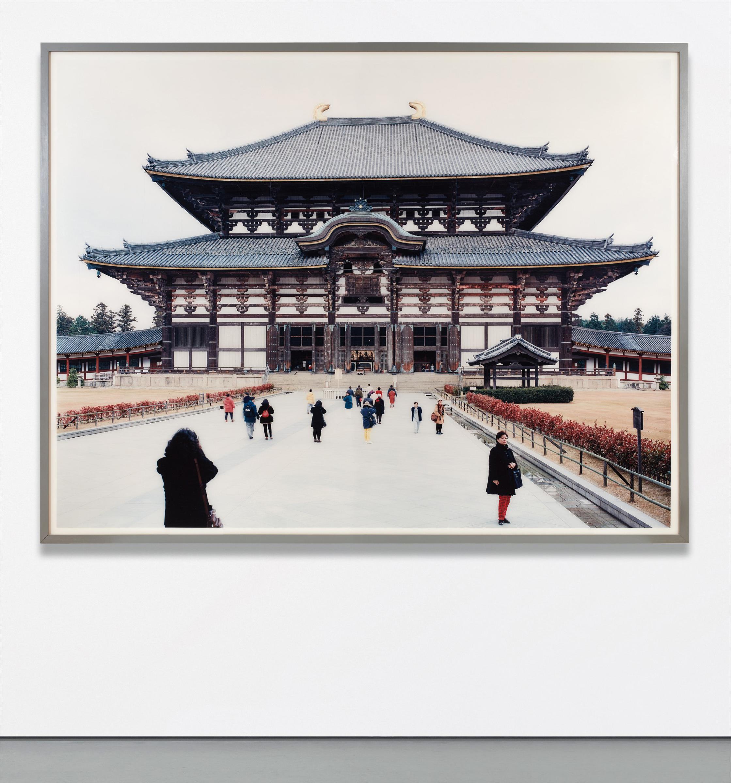 Thomas Struth-Todai-Ji, Daibutsu-Den, Nara-1996