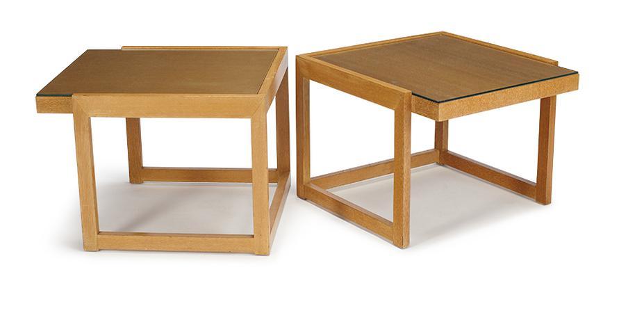 Paul Laszlo - Cocktail Tables (2)-1948