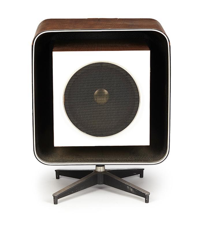 Charles & Ray Eames - Speaker-1956