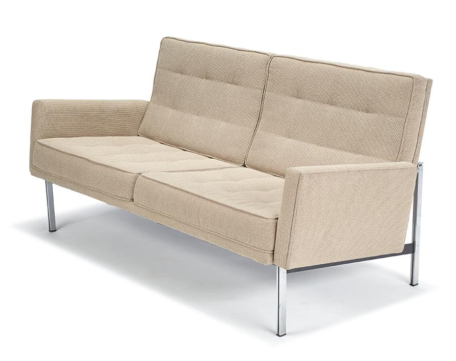 Florence Knoll - Parallel Bar Settee-1954