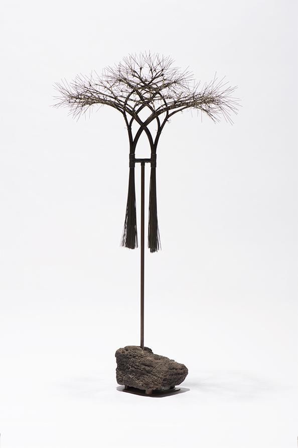 Ruth Asawa-Untitled (S.809)-1965