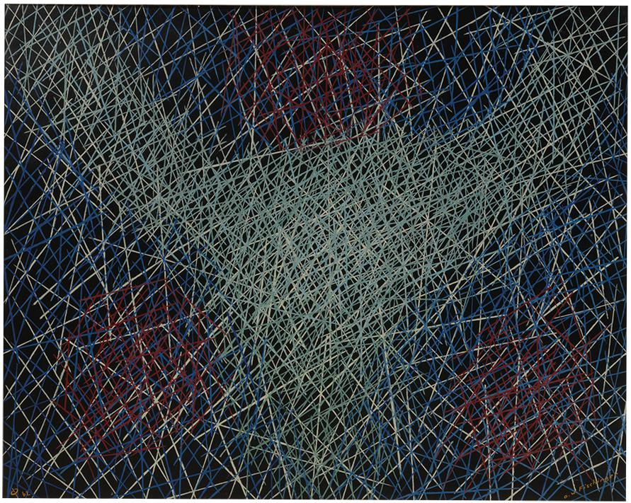 Oskar Fischinger - Abstraction-1962