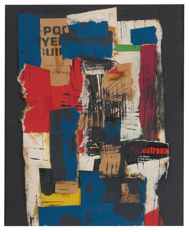 Jules Engel - Place Vendome-1961