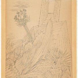 Paul Klee-Das Gartentor (The Garden Gate)-1925